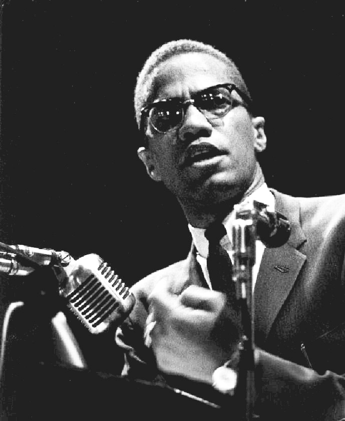 malcolm x black revolution speech Who was malcolm x a:  strong advocate for a civil rights revolution by  x's speech ballot or bullet is that black people need to fight for their.